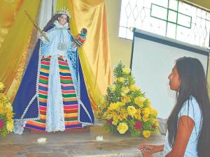 Fe católica con un toque tsáchila