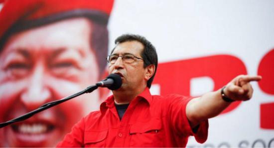 Hermano de Hugo Chávez se acredita como nuevo embajador de Venezuela en Cuba