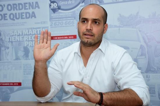 Con el 100% de escrutinio, Agustín Intriago se convierte en el ganador de la alcaldía de Manta