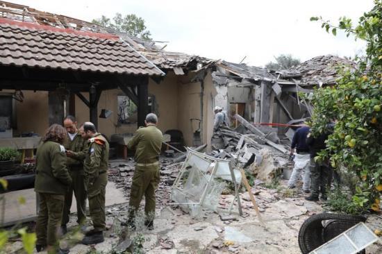 Israel y Gaza se preparan para una escalada de violencia tras lanzamiento de un cohete