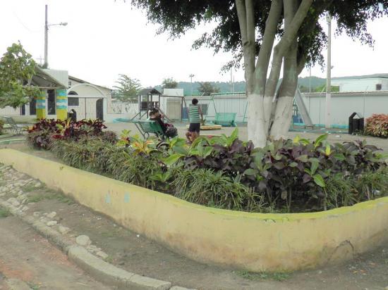 Parques y calles con devolución del iva