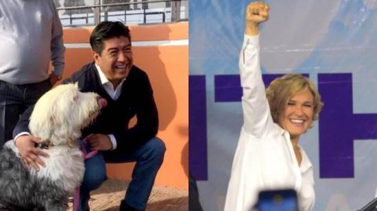 Escrutinio confirma victorias de Yunda en Quito y Viteri en Guayaquil