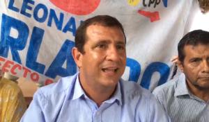 Leonardo Orlando: 'Tengo el compromiso infinito de trabajar con amor, honestidad y justicia'