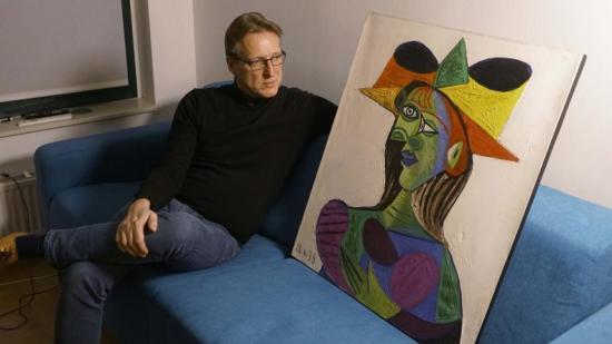 Hallado un Picasso robado a un jeque árabe hace 20 años