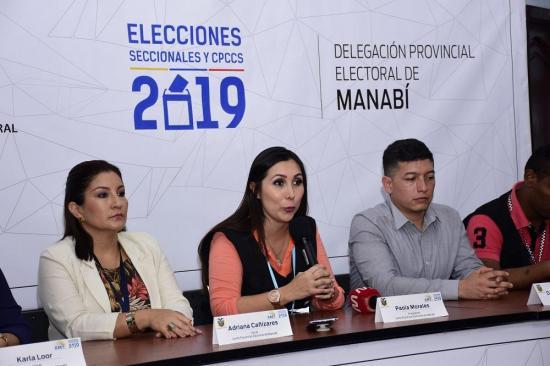 Esperan informes para resolver sobre las elecciones en San Vicente