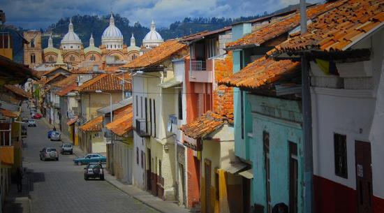 Un partido español confunde la ciudad española de Cuenca con la de Ecuador