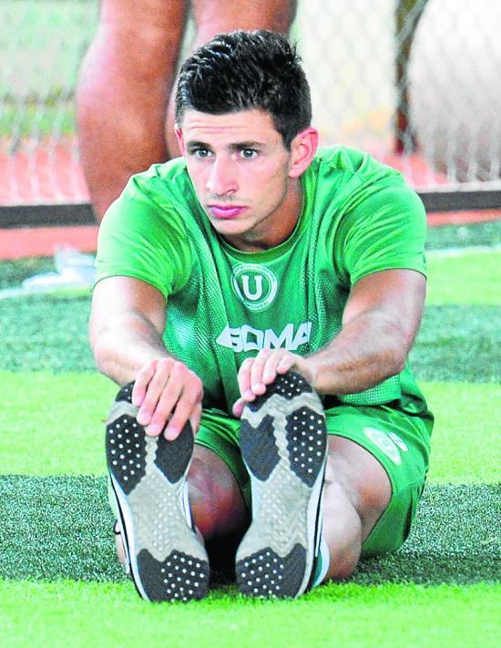 El argentino Lucas Di yorio promete goles y entrega en Liga de Portoviejo