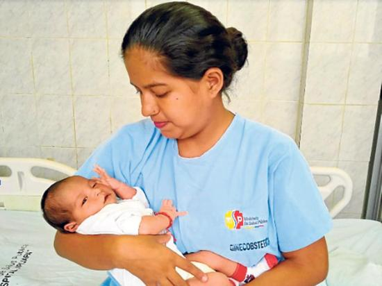 En dos meses nacieron 186 niños en Jipijapa