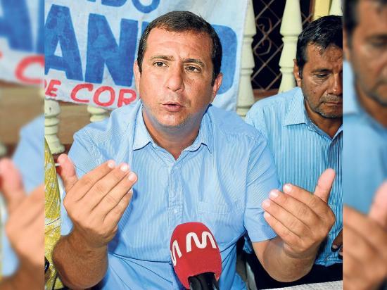 Leonardo Orlando asegura que su triunfo es irreversible