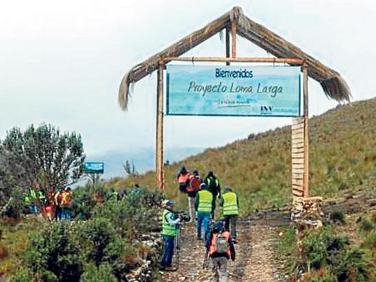 En Azuay, las parroquias de Girón le dicen no al proyecto minero Quimsacocha