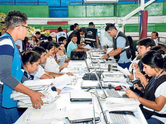21 cantones de Manabí conocen alcaldes preliminares