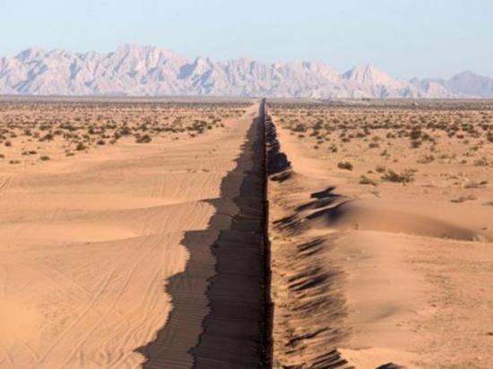 Aprueban $ 1.000 millones para hacer el muro