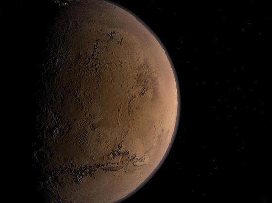 La ESA enviará voces humanas a Marte