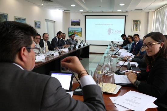 Ecuador reducirá emisiones de carbono para adecuarse al Protocolo de París