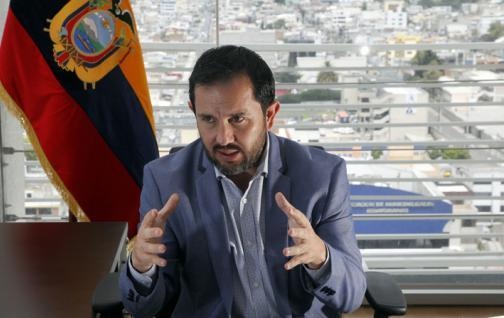 Ecuador denunciará a Correa por fondos supuestamente recibidos de Venezuela
