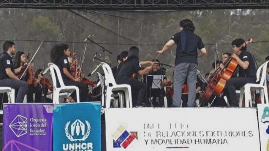 Mañana se celebra un 'Concierto sin fronteras' contra la xenofobia en Quito