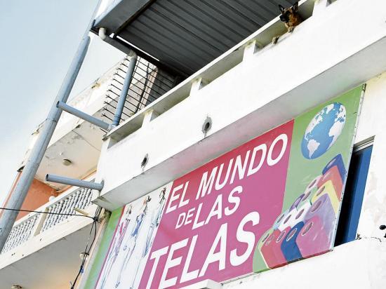 Portoviejo: Comerciantes piden resguardo policial en la calle Chile