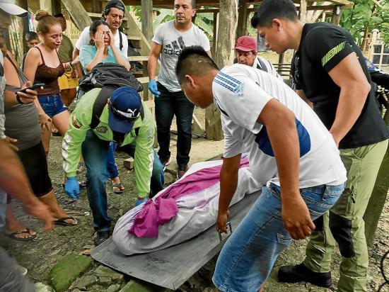Portoviejo: Hija encuentra a su padre ahorcado en casa