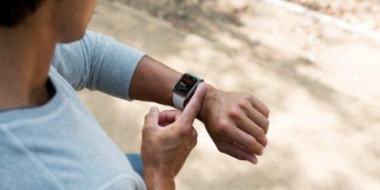 El Apple Watch ya puede hacer electrocardiogramas en Europa