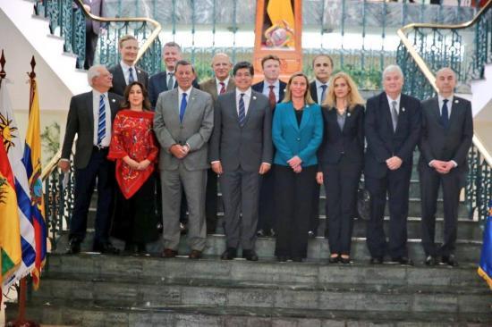 Reunión de Quito sobre Venezuela propone observación y Hoja de Ruta electoral