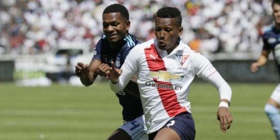 Liga de Quito y Emelec preservan figuras para cruciales encuentros en la Libertadores
