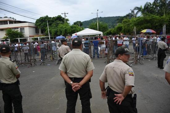 CNE: Falta el 3,38 % de las actas para Prefectos en Manabí