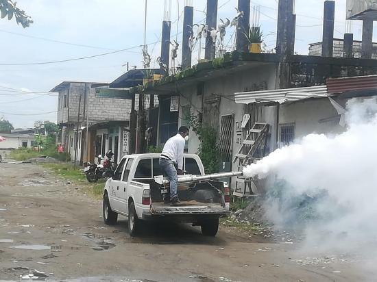 Murió por dengue y otras complicaciones