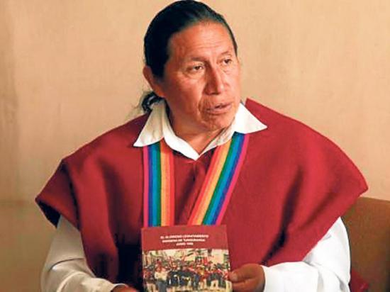 Recoge las memorias de un levantamiento indígena