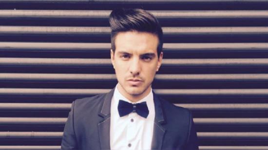 Vadhir Derbez presenta el sencillo 'Mala' y dice que no dejará la actuación
