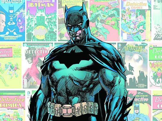 Celebran los 80 de Batman