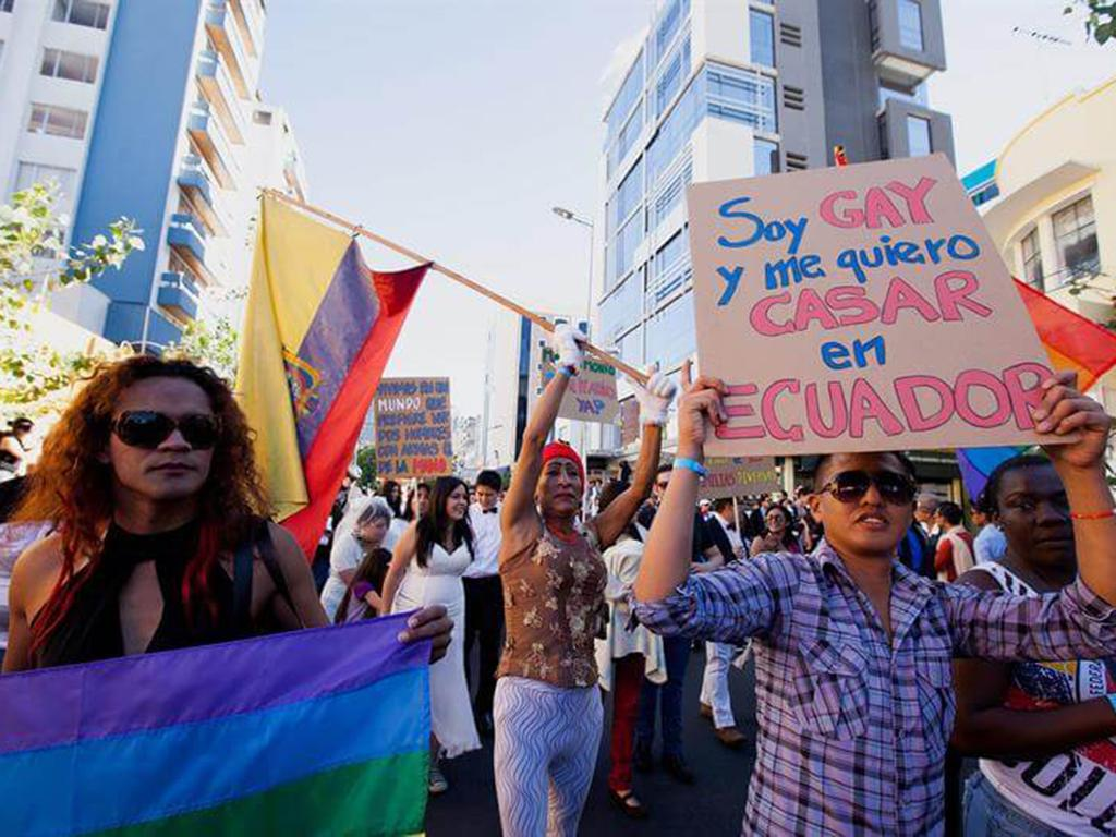 Discriminacion homosexual en ecuador