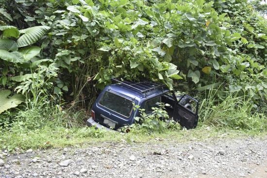 Hombre de 59 años murió frente al volante