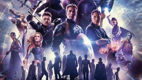 Pósters de 'Avengers: Endgame' confirman qué personajes no murieron luego de 'Infinity War'