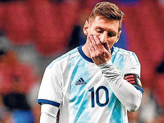"""""""¿Papi, por qué no te quieren en Argentina?"""""""