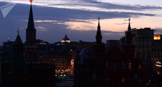 El Kremlin y otros 2.000 edificios de Moscú se apagarán a la Hora del Planeta