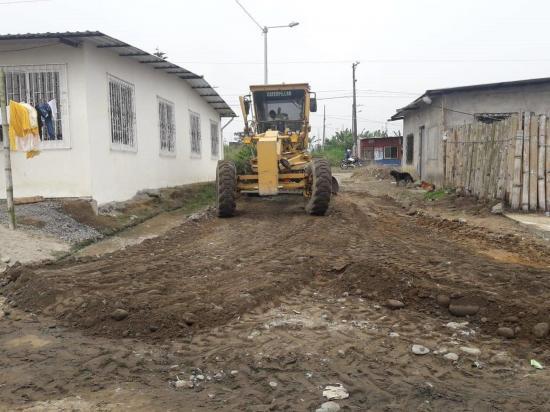 Arreglos en cuatro zonas rurales