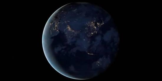 El planeta quedó  a oscuras anoche por 60 minutos