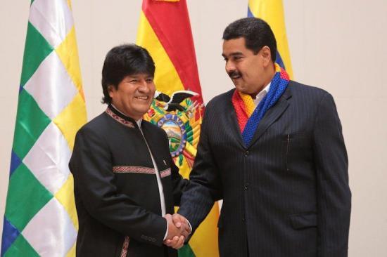 Evo Morales no se ve solo en la región por apoyar a Nicolás Maduro