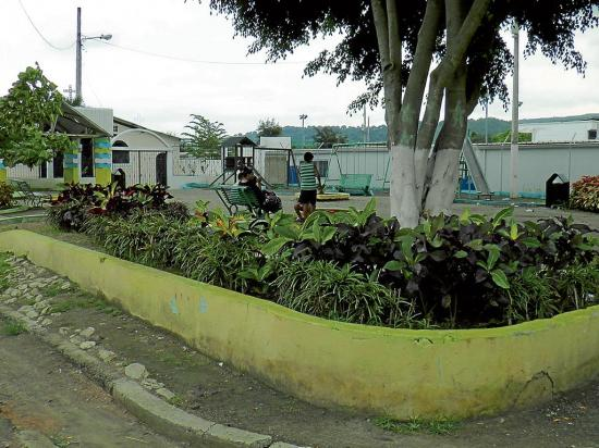 Parques y calles con devolución de IVA