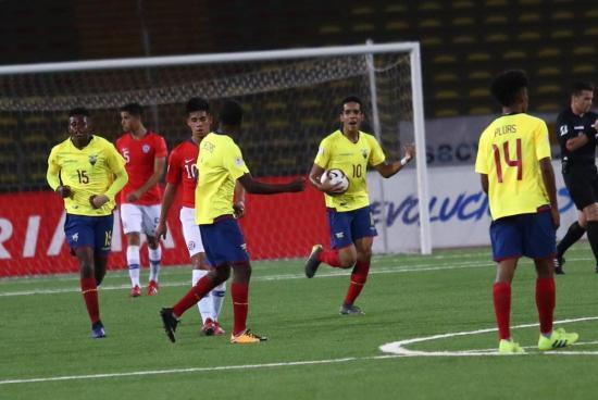 Comienza hexagonal final del sudamericano sub'17 con Brasil como gran ausente