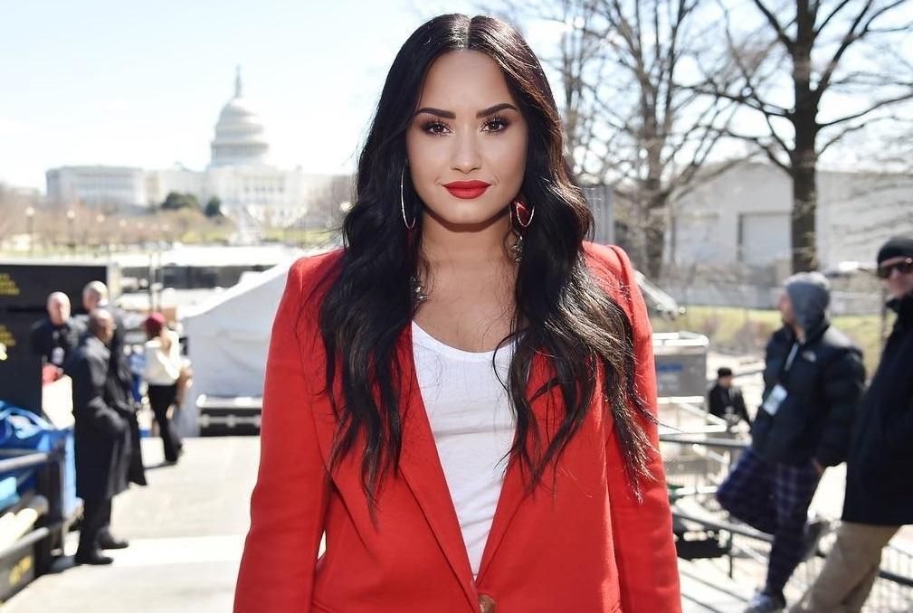 Demi Lovato está feliz con su cuerpo