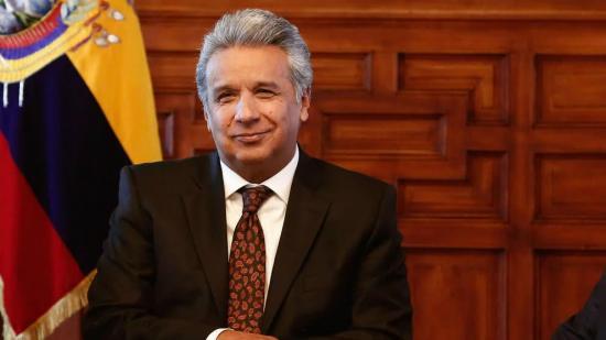 Fiscalía investiga al presidente Lenín Moreno y a su familia