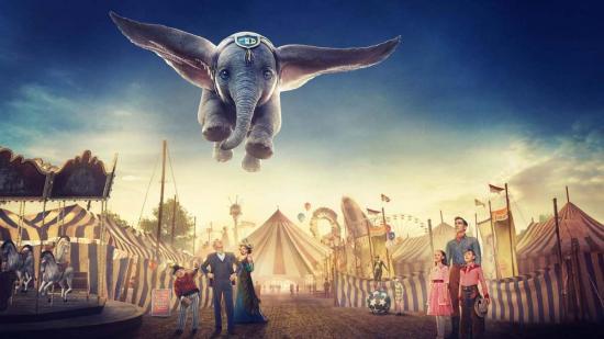 La nueva película de 'Dumbo' decepciona en la taquilla estadounidense