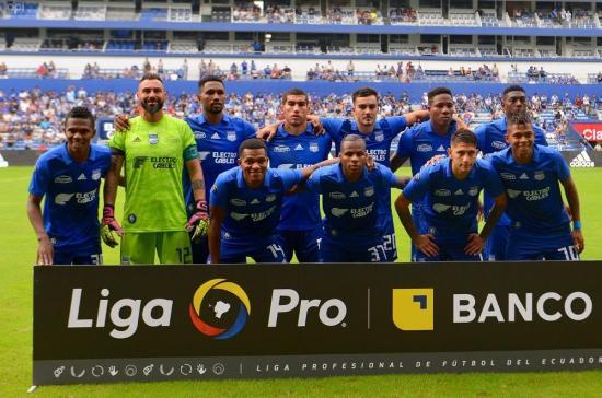 Copa Libertadores: Emelec quiere recuperarse ante Cruzeiro este miércoles