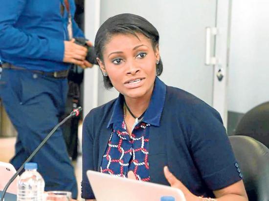 Diana Salazar, la nueva fiscal general de Ecuador