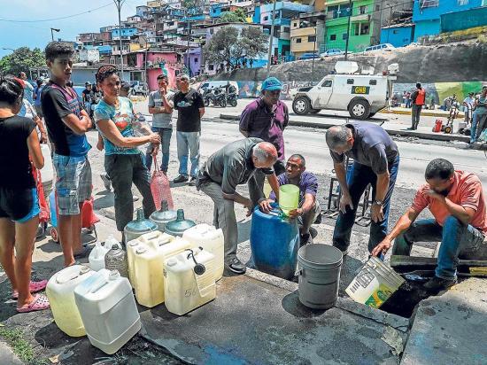 Maduro raciona la electricidad