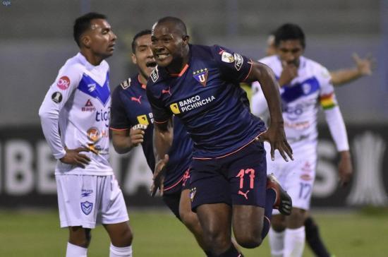 San José y Liga de Quito protagonizan un partido con tres autogoles (3-3)