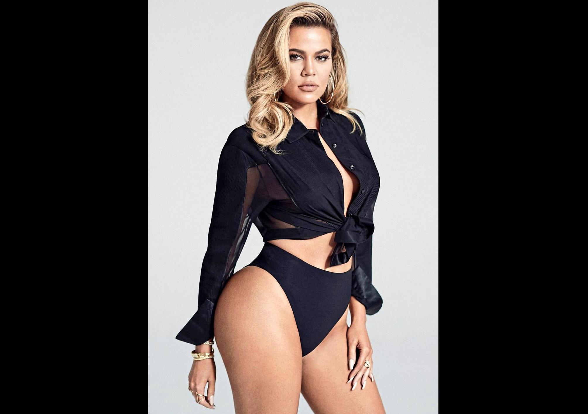 Khloé Kardashian hará un cambio radical en su cuerpo