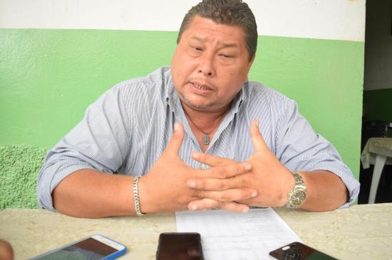 """Alfredo Chang: """"Priorizaremos la vialidad en Palenque"""""""