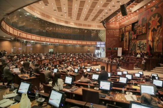 Asamblea Nacional conforma comisión que investigará a su presidenta Elizabeth Cabezas